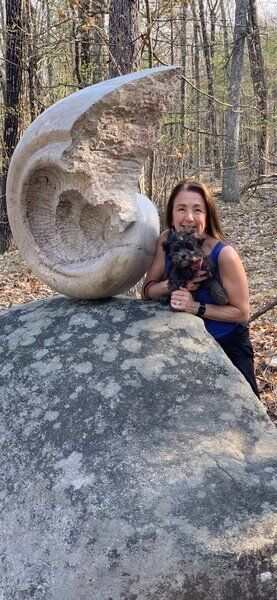 Rock stars, mail carriers and a trip to the sculpture park