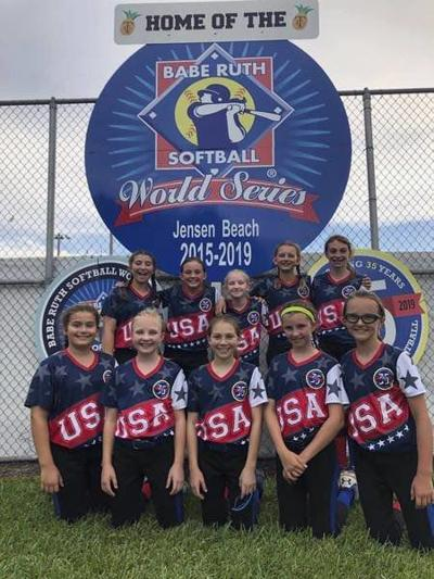 Making everyone proud: Londonderry 10U softball team finishes fifth in the nation