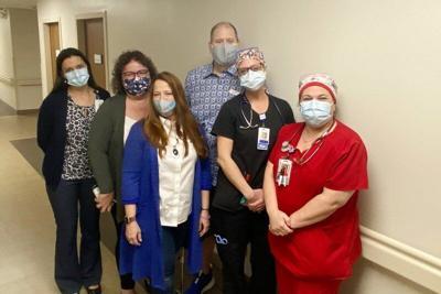 Parkland Medical Center hosts 'Pandemic Perspectives'