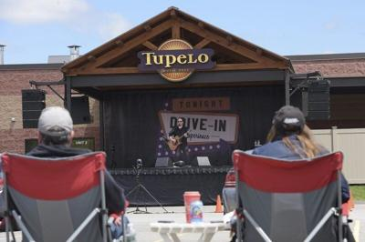 Summer drive-in sounds to return to Tupelo