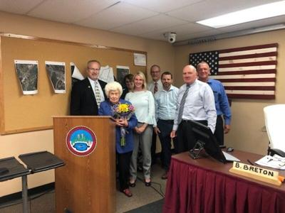 Windham honors citizens for community service, longevity
