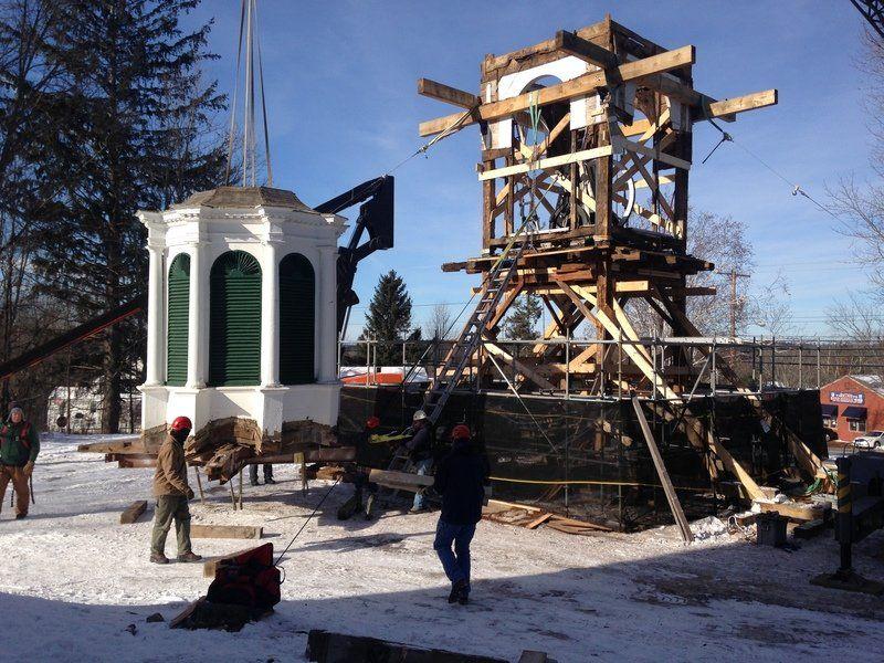 Historic church, steeple will honor Nutfield's 300th