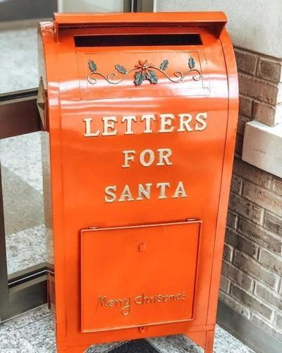 Town, Rotary support letters to Santa