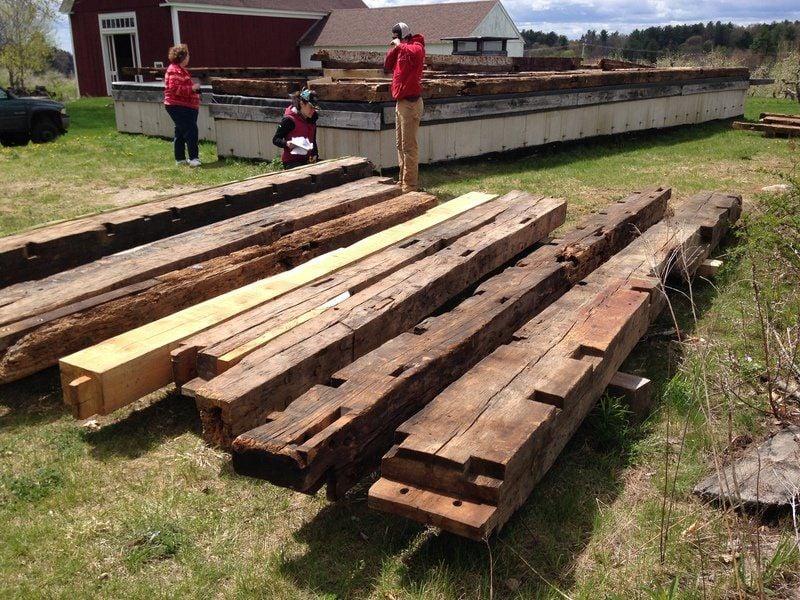 Wood workings