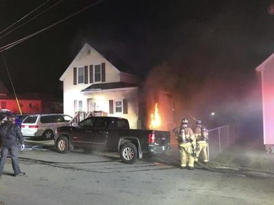 Gunshots reported prior to Derry fatal fire