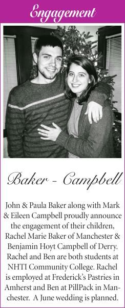 Baker-Campbell Engagement