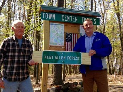 New committee to continue Kent Allen's forest mission
