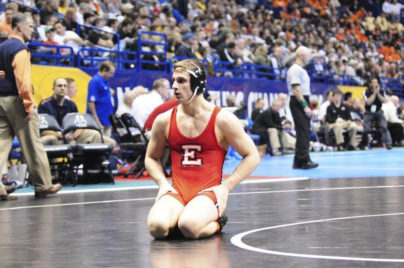 The Silver Lining: Wrestling injuries helped lead Moricone to physical therapy career