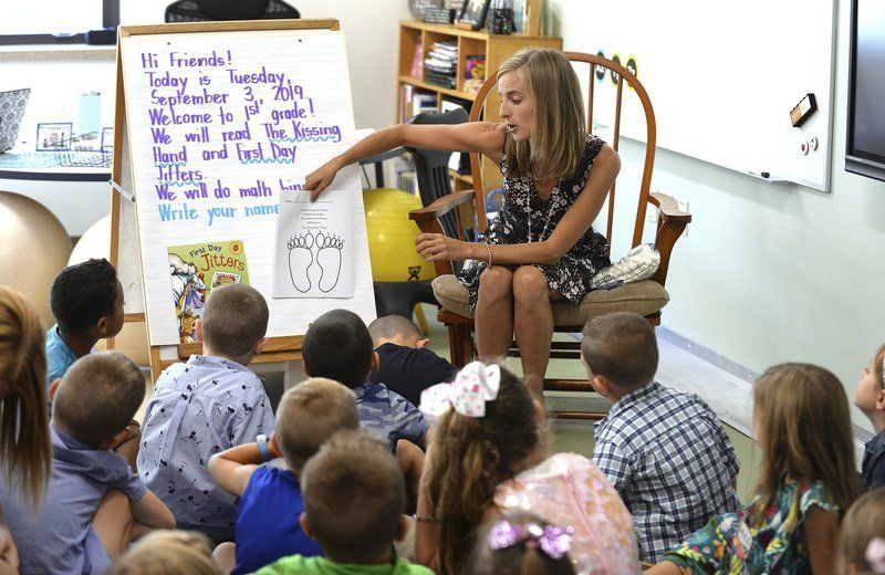 Back to the books in Windham