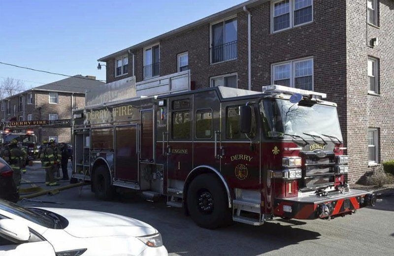 Officials: Cigarettes cause of Sunday fire