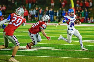 Londonderry romps Pinkerton for first playoff win since 2001
