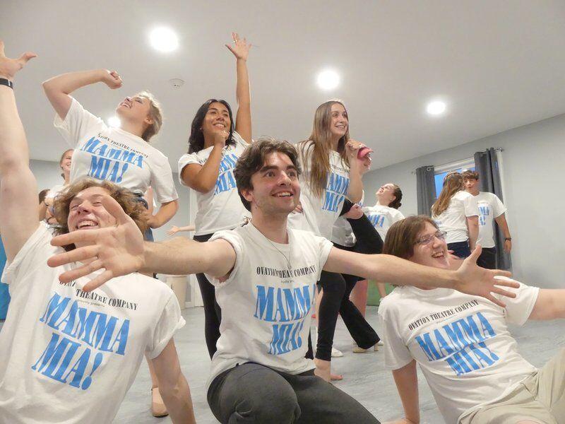 'Mamma Mia!' to take Town Common stage