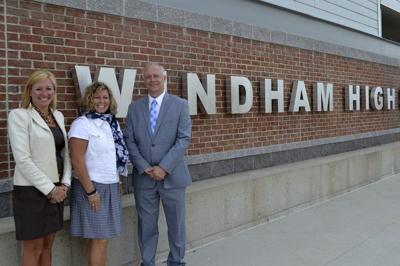 Windham High School earns accreditation
