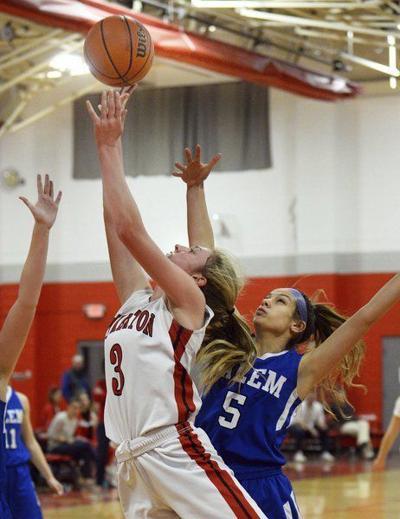 Girls Basketball Pairings