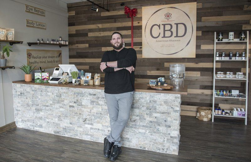 CBD American Shaman now open in Londonderry