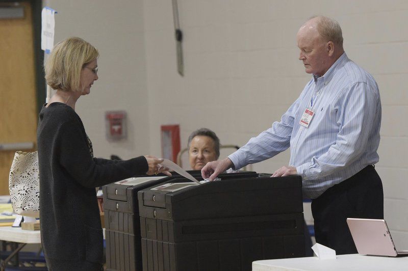 Primary turnout mixed