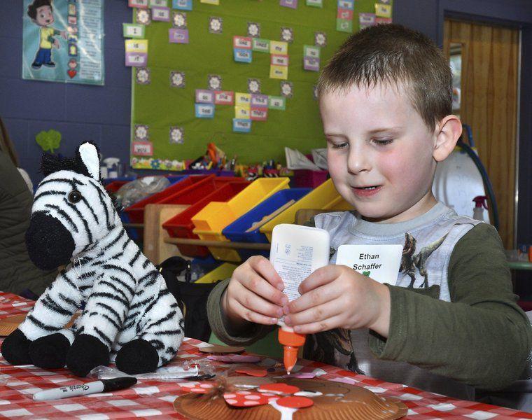 Children And Friends Enjoy Teddy Bear Picnic Windham