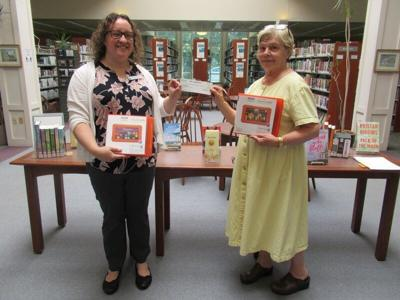 Library grant supports new collection
