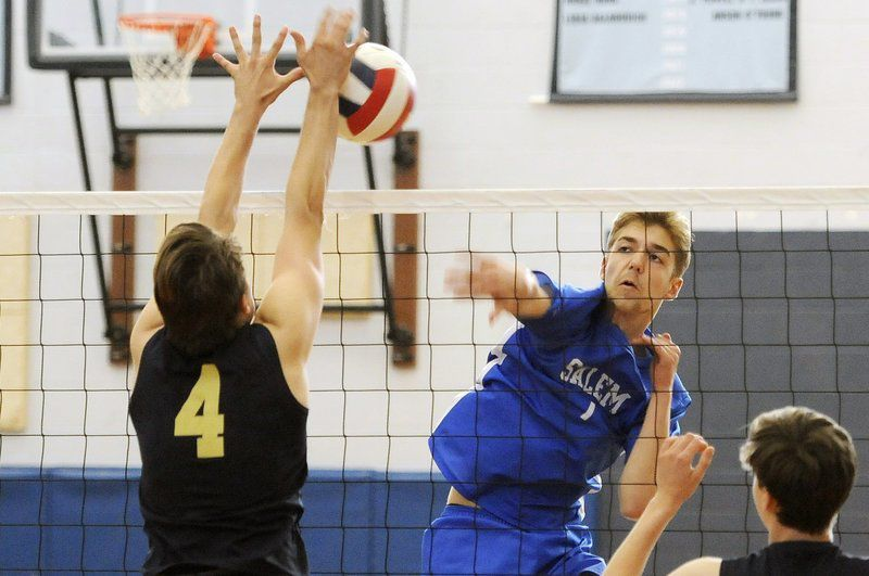 Windham falls to Salem in state volleyball championship