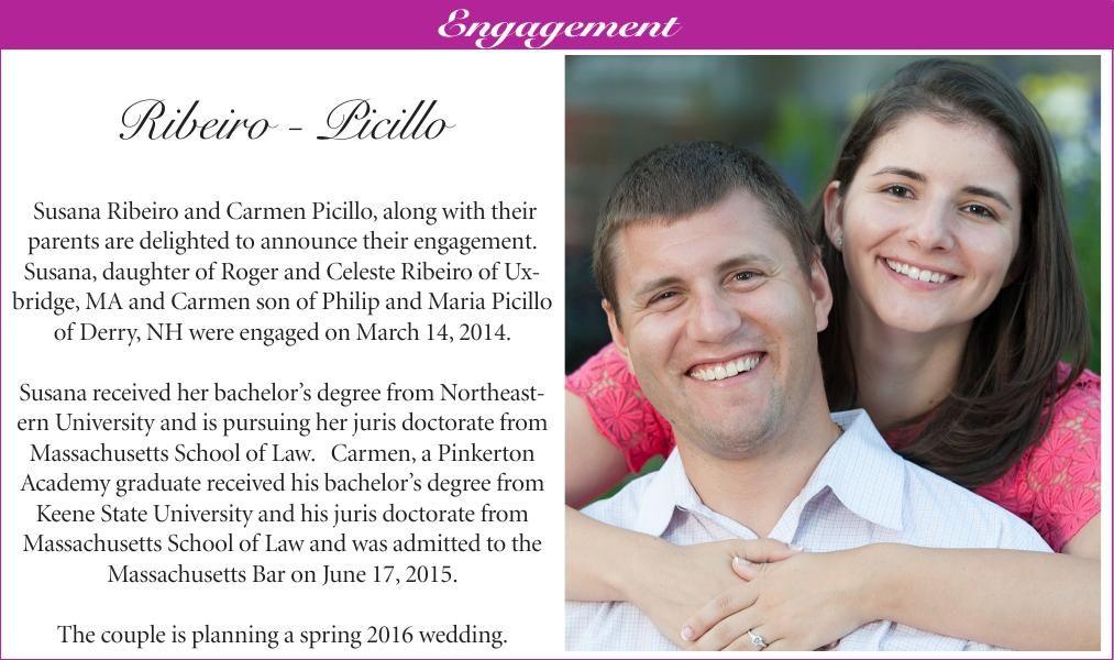 Ribeiro-Picillo Engagement