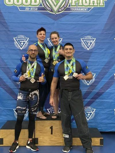 Londonderry's Team Woo competes in Maine Championship