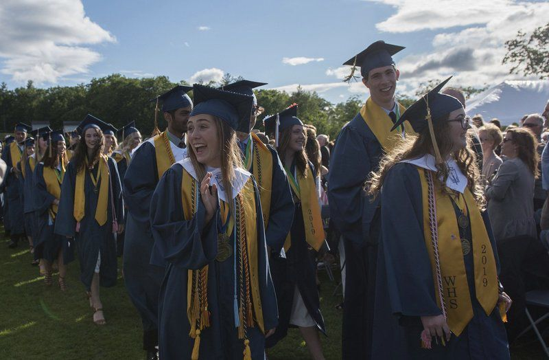 Windham High Class of 2019: 'Stay true to yourself'