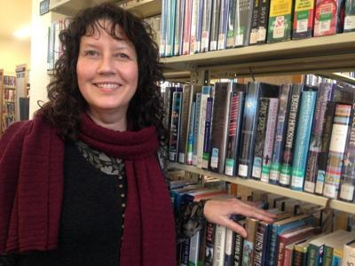 Derry library bids goodbye to director