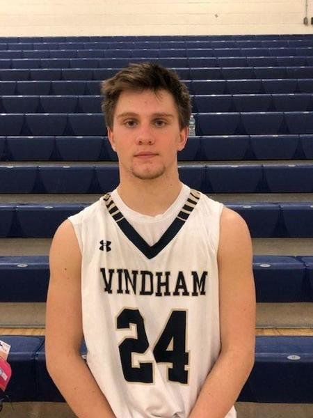 Heart of the Jaguars: Desmarais gives his all to Windham, including a 75-foot buzzer-beater