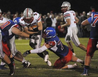 Defense leads Londonderry football to shutout