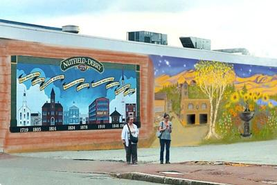 History continues in next phase of Derry mural project