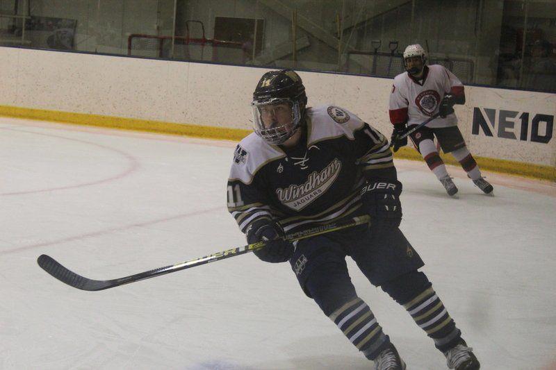 N.H. Hockey Quarterfinals: Rough second period dooms Windham
