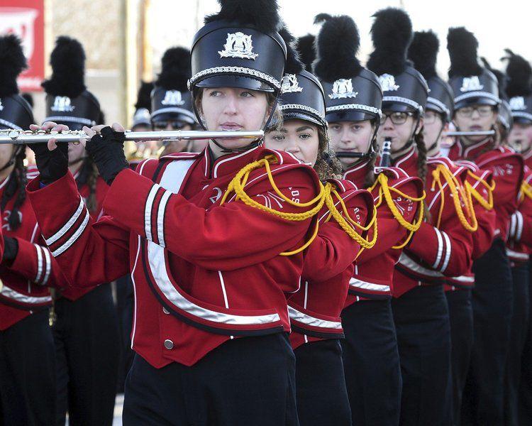 Derry loves a parade!