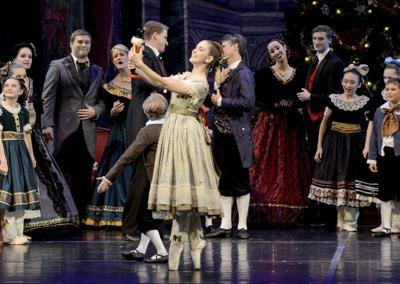 'Nutcracker' takes the Palace stage