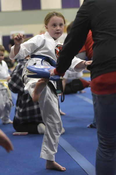 Kick-a-Thon supports cancer patients, services