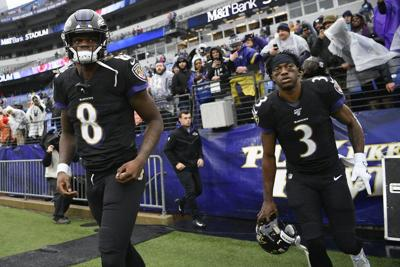 After ugly Pats loss, Ravens officially team to beat