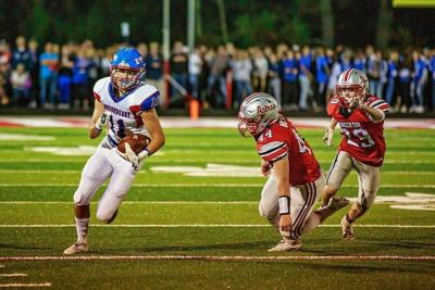 No doubt who's No. 1: Keegan, top-ranked Londonderry take down Bedford in rout