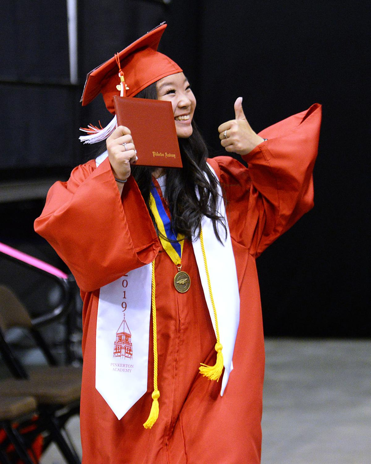 SLIDESHOW: Pinkerton Academy Graduation 2019 | Gallery
