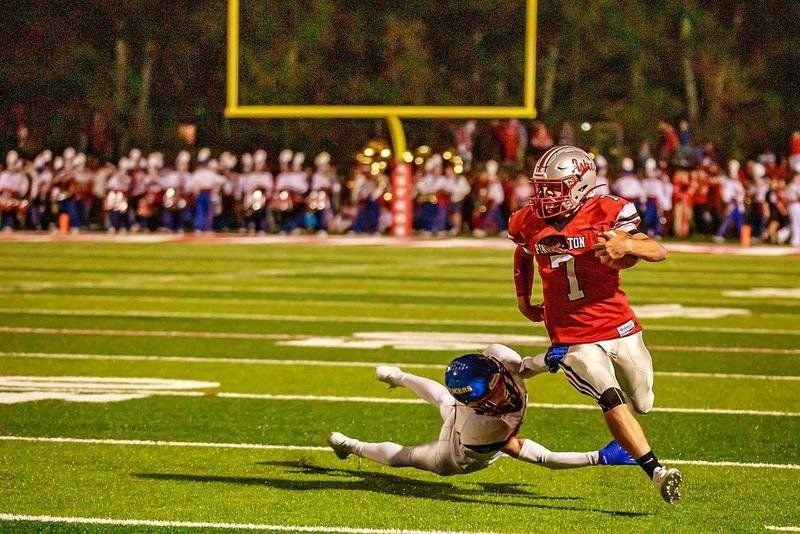 Curse broken: Londonderry snaps its 22-game winning streak to rival Pinkerton
