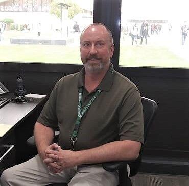 Boron Jr. Sr. High School Principal Dr. David Ellms