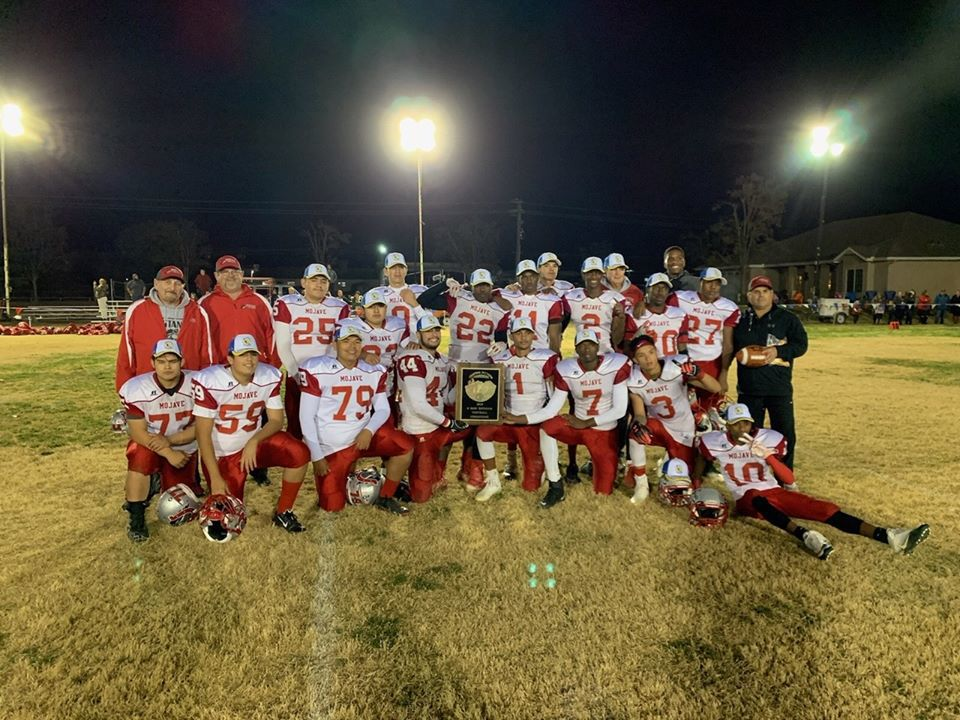 Mojave Mustangs football