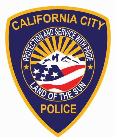 New California City Police Department Patch