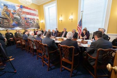 Congressman McCarthy Leads Valley Fever Roundtable at U.S. Capitol