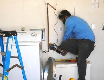 SoCal gas installation