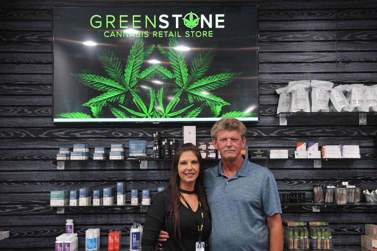 California City Supply Owners Rick Jones and Amanda Adolf