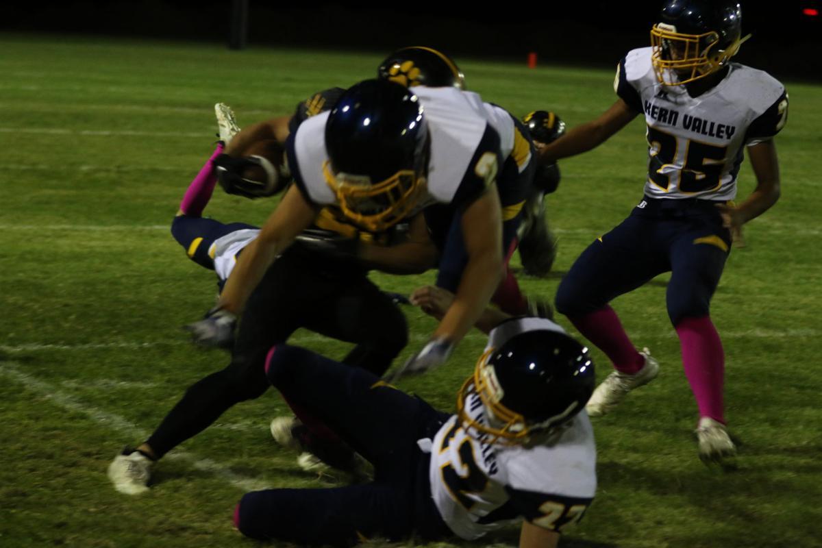 Varsity Football 10-12-18