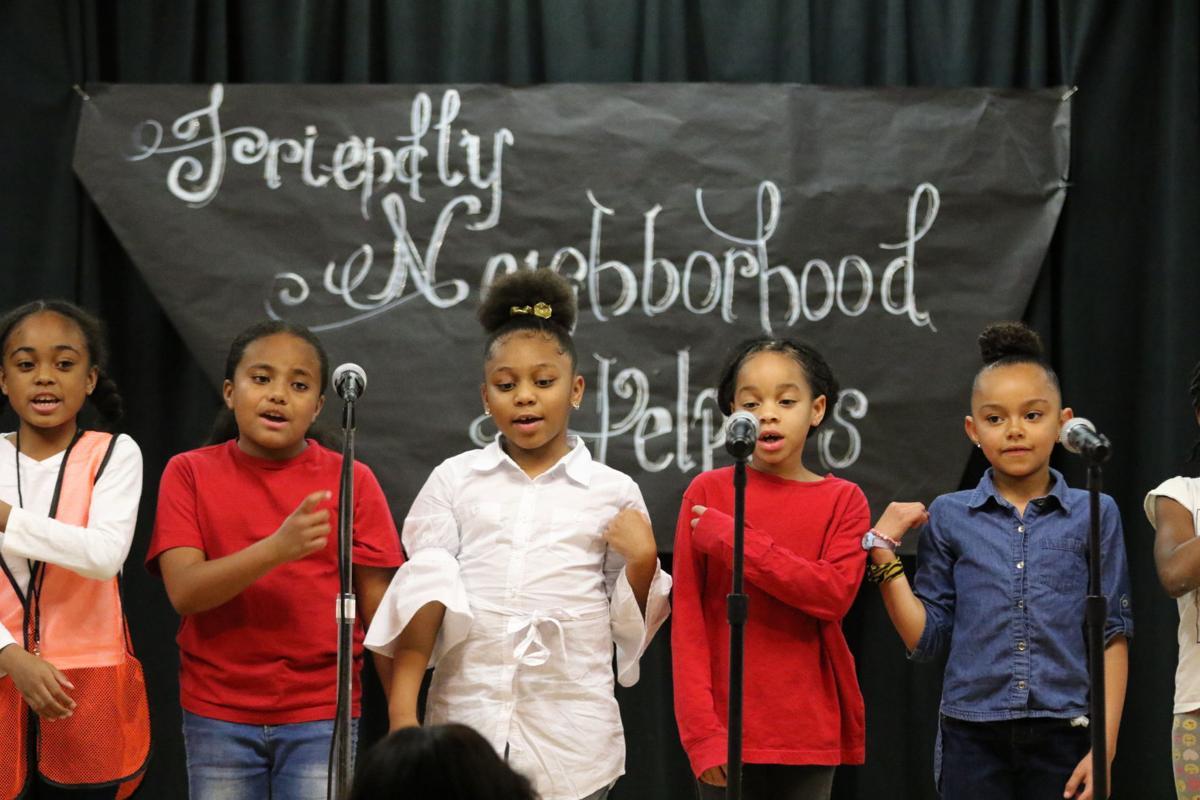 Friendly Neighborhood Helpers 1-29-19 RPU Elementary