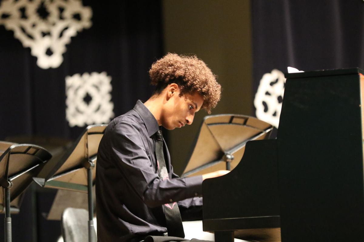 CCHS 5th Annual Winter Concert 2018