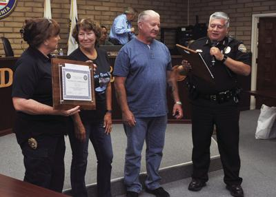 Council round up-California City Animal Shelter volunteers