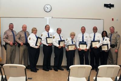 California Highway Patrol Senior Volunteer Program