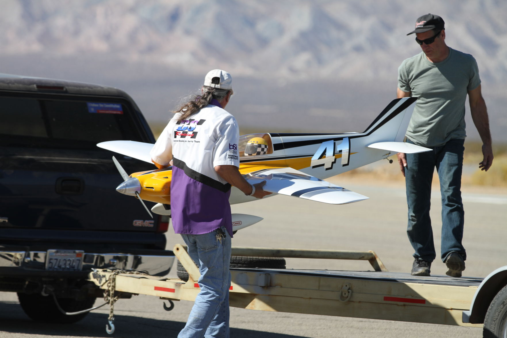 USRA RC Race of Champions comes to Cal City Airport